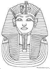 art coloring pages egyptian artists enchantedlearning com
