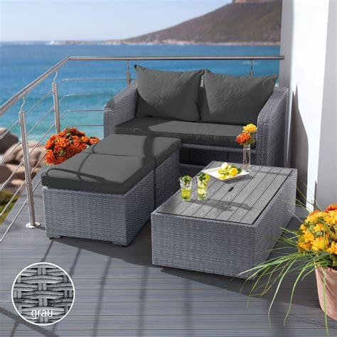 loungemoebel fuer kleine balkone garten moebel balkon