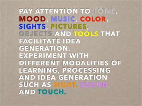 mood sharing and experimentation pay attention to tone mood