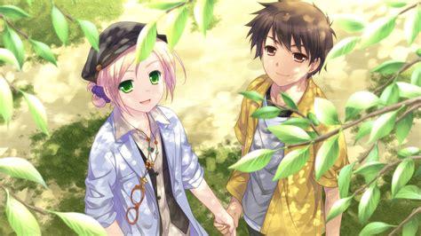 anime couple wallpaper free impremedia net