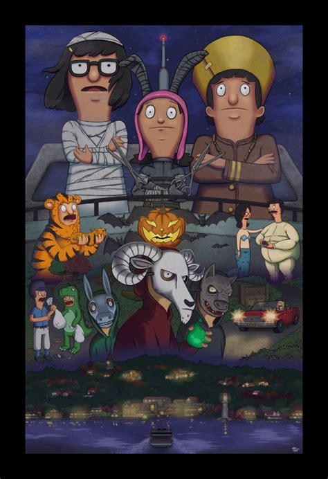 bob s burgers fan art episode bob s burgers quot full bars quot episode poster imagination jones