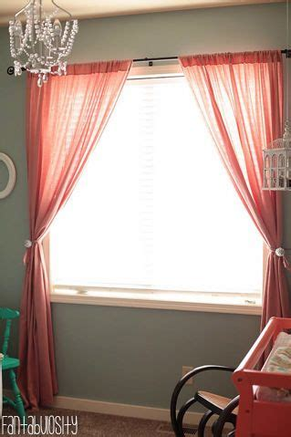 nursery curtains next 1000 ideas about coral curtains on curtains drapery panels and morton building