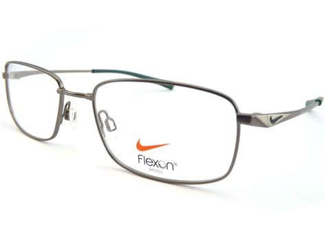 nike flexon 0 25 to 3 50 s reading glasses gunmetal