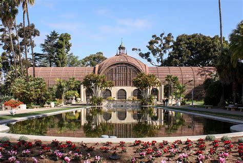 Botanical Gardens San Diego Balboa Park Balboa Park Gardens