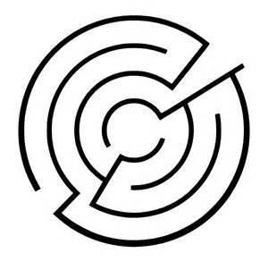 Labyrinth Outline labyrinth clip at clker vector clip royalty free domain