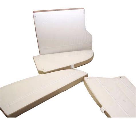 hydra sport boat cushions hydra sport 2900 vx red beige stripe boat cushions 9