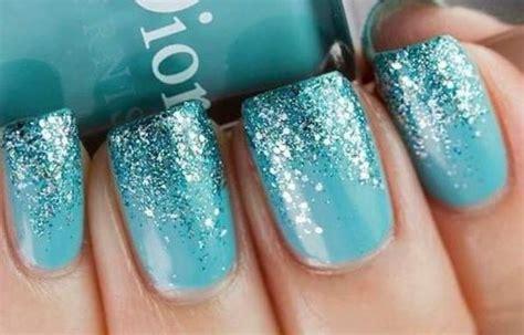 imagenes de uñas de acrilico color turquesa u 241 as decoradas color azul o verde turquesa u 241 asdecoradas