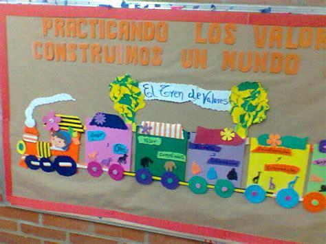 imagenes de carteleras escolares informativas maestra asunci 243 n marzo 2012