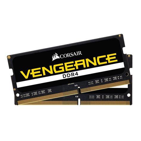 Corsair Vengeance 8gb corsair vengeance 16gb 2x 8gb ddr4 2400mhz sodimm memory