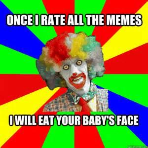 Clown Meme - scary clown meme www imgkid com the image kid has it