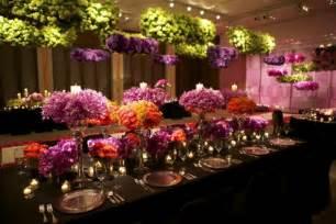 Florist Nyc 24 Pink And Purple Hanging Wedding Decor Ideas Weddingomania