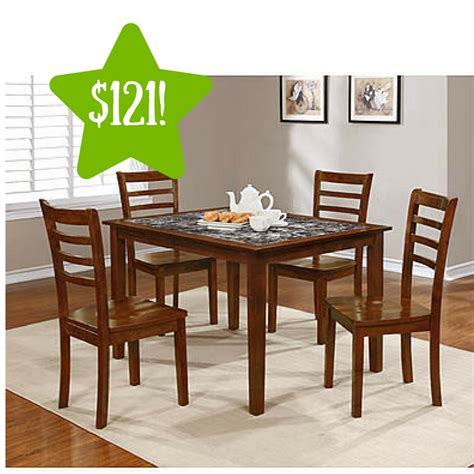 kmart dining room table sets kmart dining room table