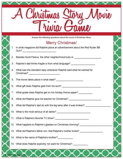 25 best ideas about christmas movie trivia on pinterest