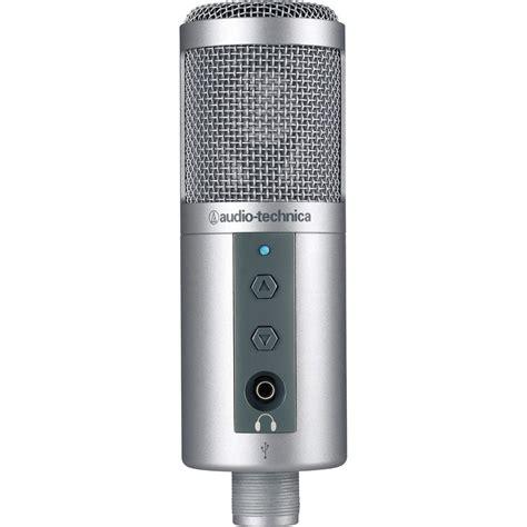 audio technica atr2500 usb condenser usb microphone atr2500 usb