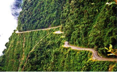 la camino camino de la muerte provincia nor yungas