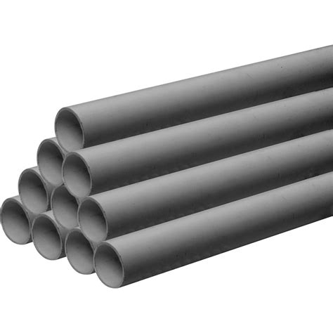 Waste Pipe Plumbing by Solvent Weld Waste Pipe 30m 40mm X 3m Grey Toolstation