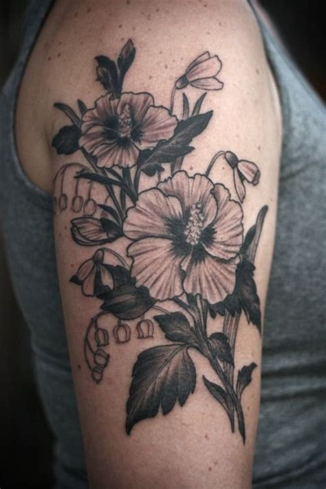 january birth flower tattoo 67 best images about flower tattoos on