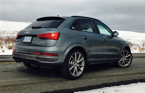 Q 3 Audi by 2017 Audi Q3 Quattro Review At What Cost The