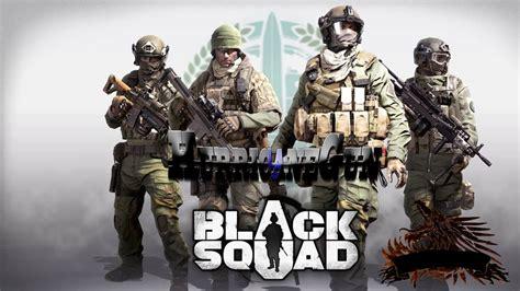 black squad black squad type hurricanegun youtube