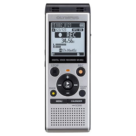 digital olympus olympus ws 852 digital voice recorder american dictation