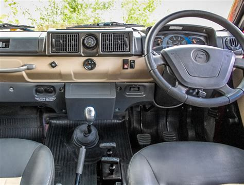 Gurkha Interior by Gurkha In India Features Reviews Specifications Sagmart