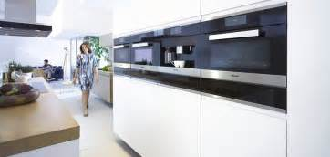 Miele Kitchen Cabinets design for life built in kitchen appliances from miele