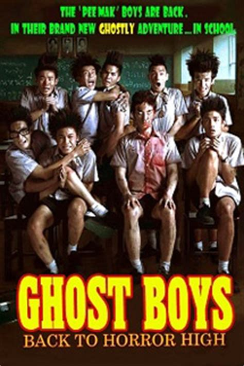 film horror comedy thailand ghost boys back to horror high movie review ghost boys