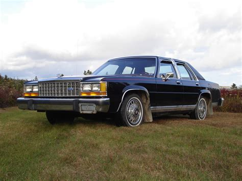 1986 ford ltd crown victoria h o youtube crown victoria 1986 images frompo 1