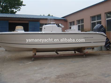 small fishing boats new new grp small fishing boat with center console buy new
