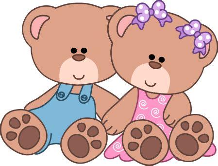 cute teddy bear clip art baby girl clipartbarn