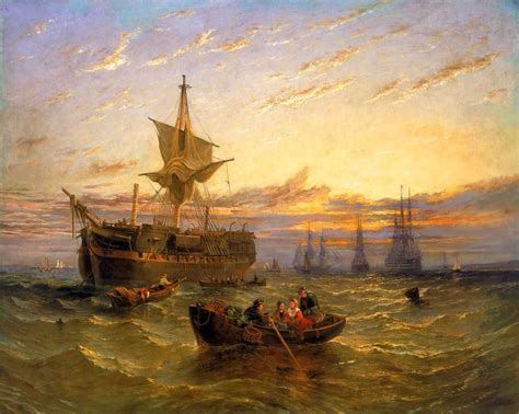 boat paint manchester victorian british painting maritime art