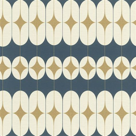 daisy  albany blue wallpaper  scandinavian