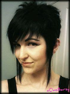 add side bang to tapered hair undercut pixie haircut hair pinterest undercut pixie