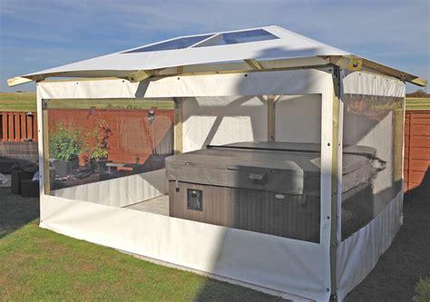 hot tub awnings hot tub awnings 28 images hot tub canopy gazebo how to