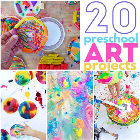 craft projects for preschoolers 20 preschool projects babble dabble do