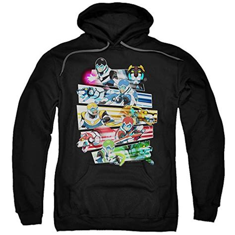 Hoodie Strike Suit Abu voltron legendary defender paladin s strike unisex pull hoodie for and