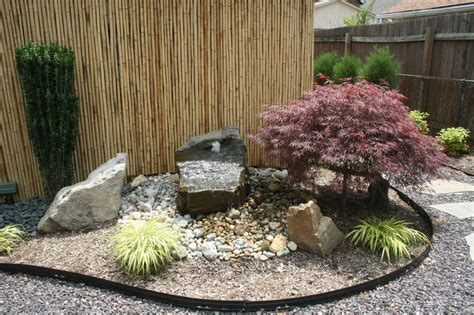 Maple Rock Gardens Backyard Transformation Includes Eco Friendly Rock Garden With A Chsbahrain