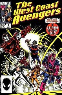 west coast avengers wikipedia