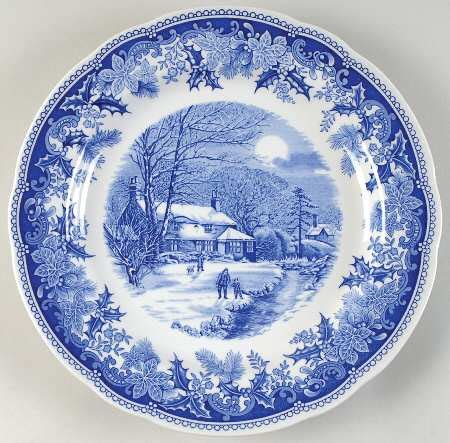 blue pattern china spode winter s eve blue camilla shape at replacements ltd
