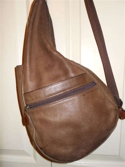 ll bean leather sofa l l bean leather shoulder bag 76 off tradesy