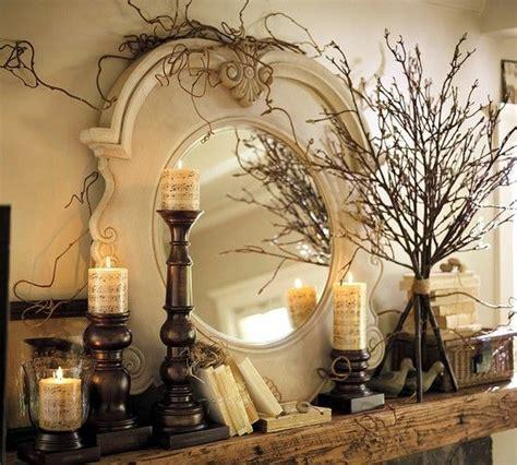 beautiful fall decor beautiful fall mantle house decorations