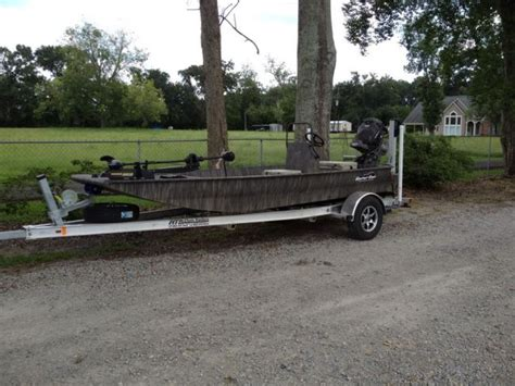 flats boats for sale north carolina 2012 gator tail redfish edition 35hp flat jon boat for