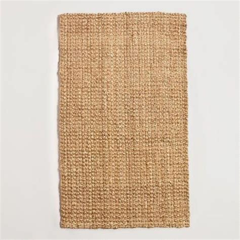 basket weave jute rug its all in the details