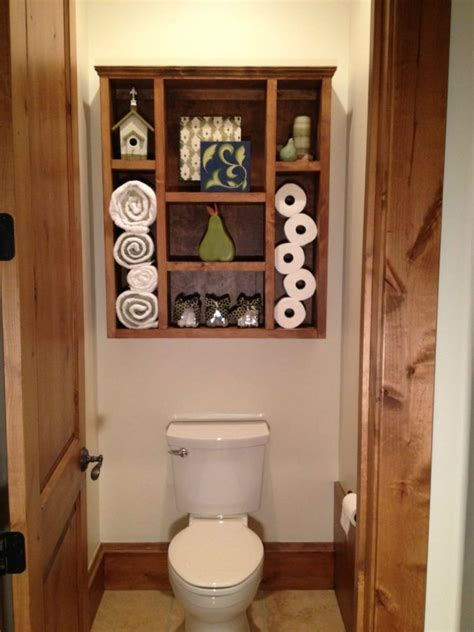 Above Toilet Cabinet For The Bathroom ? The Decoras