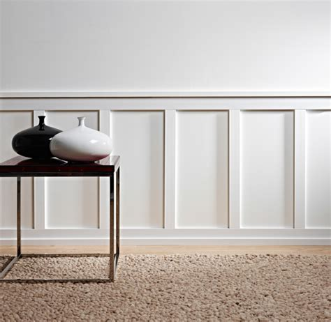 Contemporary Wainscoting Panels Wainscoting Something For Everyone Tips Tricks Orac