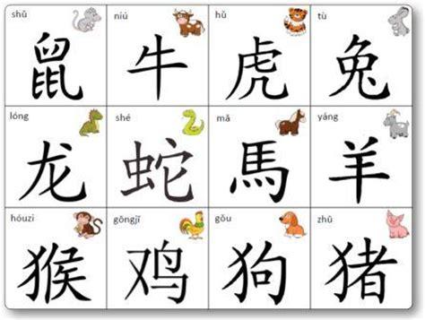 Calendrier Des Signes Astrologiques Jeu De M 233 Mory Des Signes Astrologiques Chinois Jeu Du
