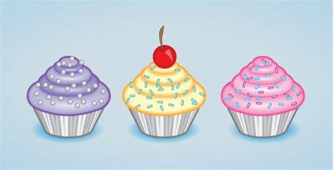 tutorial illustrator cupcake create a tasty cupcake icon in adobe illustrator