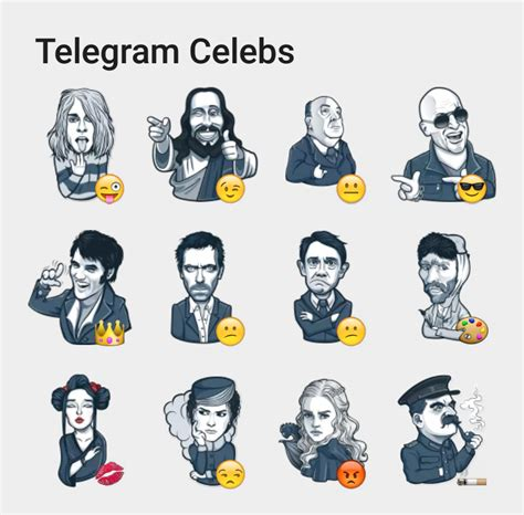 Telegram Stickers Search