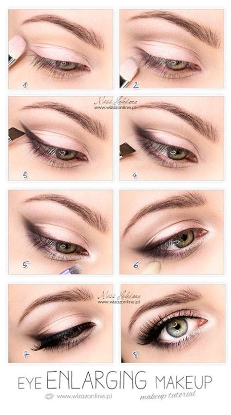 Eyeshadow Tutorial 17 best light smoky eye makeup tutorials for summer