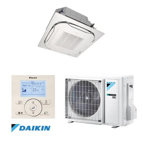 Ac Daikin Cassette cassette air conditioner daikin fcag35a rxm35m9 price